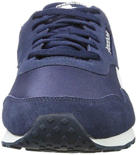 Reebok Bs7972, Chaussures De Fitness Bleues Pour Hommes (collegiate Navy / White)