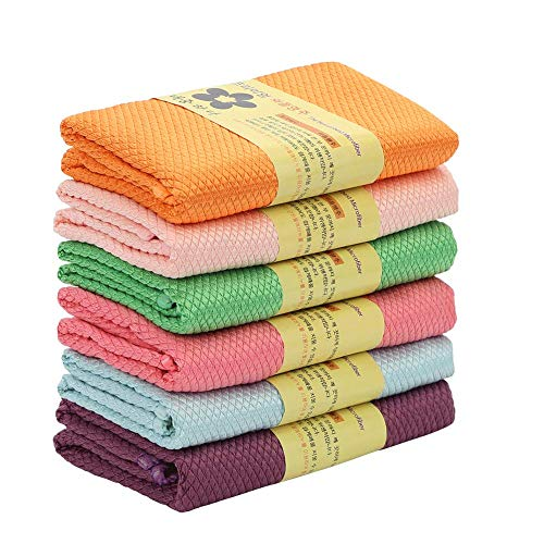 Microfiber Cleaning Cloth Towel Set