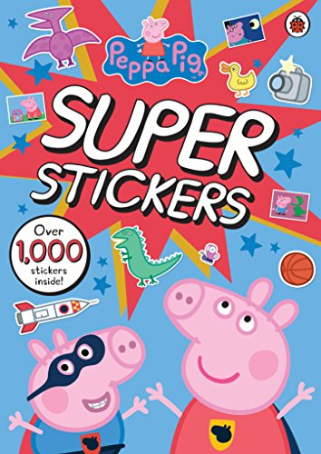 PDF] Full Peppa Pig Super Stickers Activity Book [DOWNLOAD] - bty65guyyu