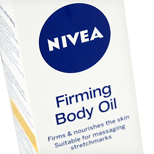 Nivea Q10 Plus Firming Body Oil, 200 ml – Pack of 2