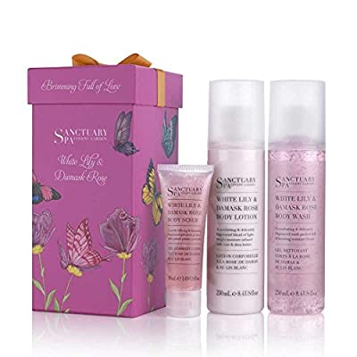 Sanctuary Spa Brimming Full of Love Bath and Body Set