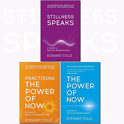 [PDF] Téléchargement gratuit Livres Eckhart Tolle The Power of Now Collection 3 Books Set, (The Power of Now: A Guide to Spiritual Enlightenment, Practising the Power of Now and Stillness Speaks: Whispers of Now)