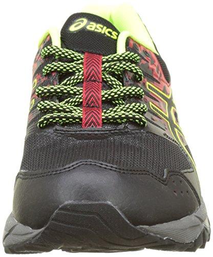 Asics Gel-Sonoma 3 G-Tx, Scarpe Running Uomo Multicolore (Vermilion/black/safety Yellow)