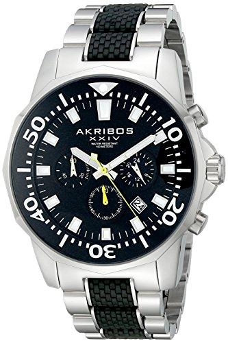 Akribos AK561TTB - Orologio da polso da uomo