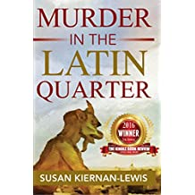 Murder in the Latin Quarter (The Maggie Newberry Mystery Series Book 7) (English Edition)