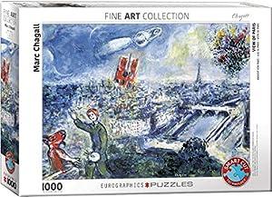 Eurographics 60000850 Le Bouquet de Paris - Puzzle