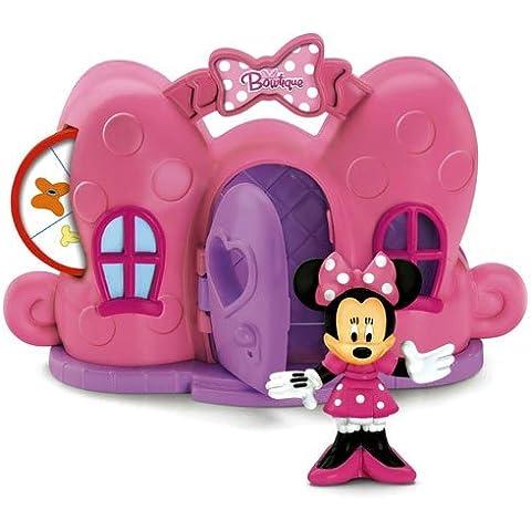 La Casa De Mickey Mouse V4155 - Peluquería Mascotas Presumidas De Minnie (Mattel)