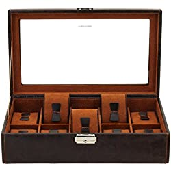 Uhrenkasten für 10 Uhren Friedrich|23 BOND VIEWS