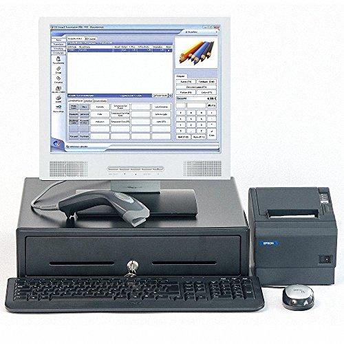 Touch-Computerkasse für den Einzelhandel mit Software CCS-Group (GoBD/GDPdU-konform), sehr einfache Bedienung, für alle Branchen geeignete EDV-Kasse mit Warenwirtschaft