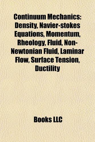 continuum-mechanics-density-navier-stokes-equations-momentum-rheology-fluid-non-newtonian-fluid-lami