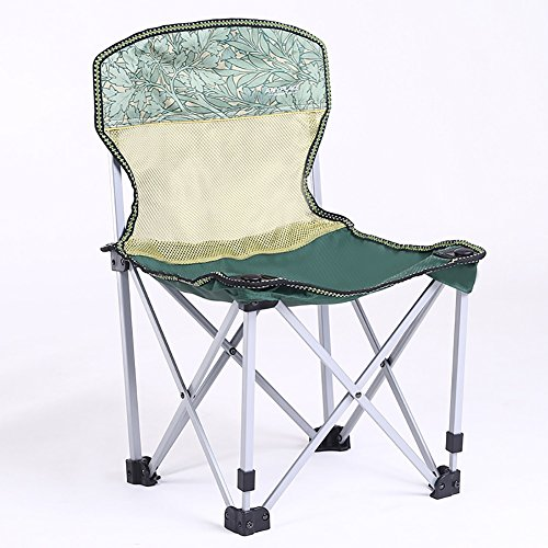 Beach Chairs Lightweight Outdoor Fishing Chair Portable Folding Backpack Camping Oxford Cloth Foldable Picnic Fishing Train Chair With Bag Drip-Dry Outdoor Furniture