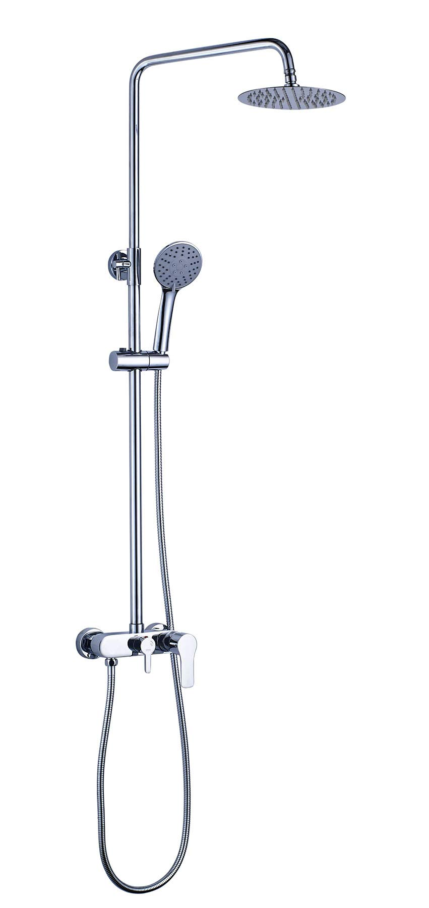 OXEN Cano – Columna de ducha monomando (extra larga)