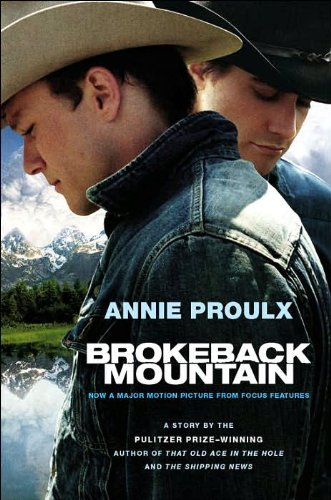 Brokeback Mountain por Annie Proulx