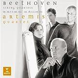 Beethoven : Quatuors à Cordes n° 2, 9, 14 et 15