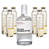 Berliner Brandstifter Gin & 1724 Tonic Water Set