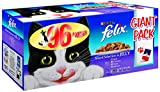 Felix Mixed Selection in Jelly Wet Cat Food Pouch, 100 g (Pack of 96) Bild 1