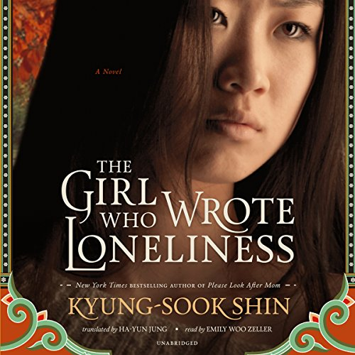 The Girl Who Wrote Loneliness  Audiolibri