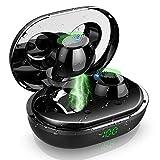 Auricolari Bluetooth Senza Fili 5.0, Iporachx IPX7 Impermeabile Mini auricolari bluetooth x sport, Con microfono, 7-10 Ore di Riproduzione, Touch Control, Stereo HIFI, Auto Pairing, Per IOS Andriod.