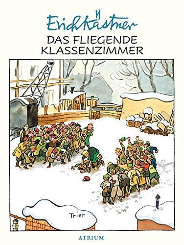 Buchseite und Rezensionen zu 'Das fliegende Klassenzimmer' von Erich Kästner