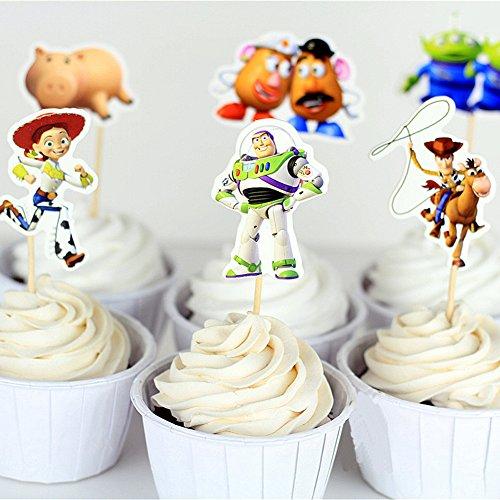 b-joy-satz-von-24-stuck-2-seiten-karikatur-kuchen-deckel-cupcake-topper-kuchen-dekorationen-fur-kind
