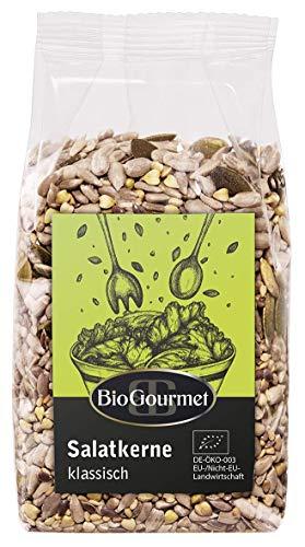 BioGourmet Kerne-Mix, 10er Pack (10 x 125 g Beutel) - Bio