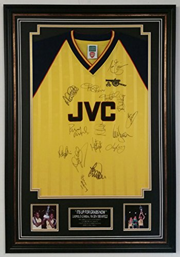 Arsenal-1989-Signed-Shirt-ANFIELD-89-DISPLAY