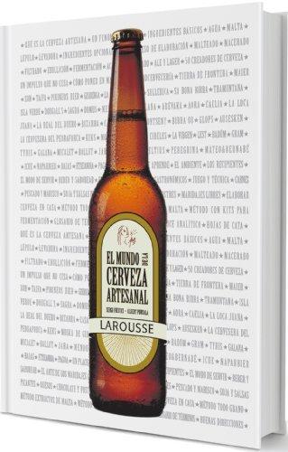 Portada del libro El mundo de la cerveza artesanal / The world of craft beer (Spanish Edition) by Sergi Freixes (2014-03-30)
