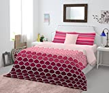 SPACES Intensity Red 180 TC Cotton King ...