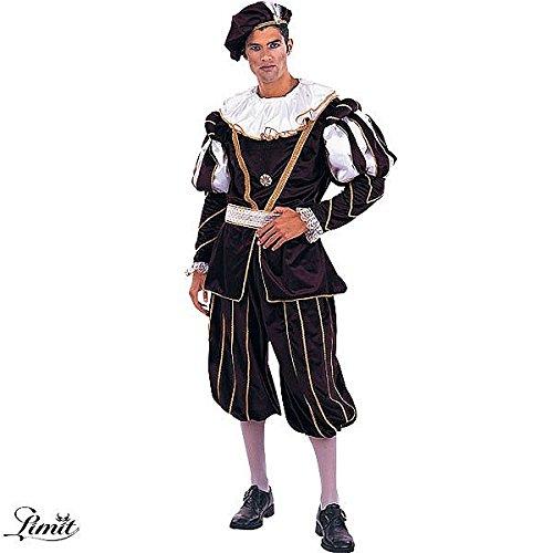 Limite Gentleman Prince-déguisement Taille XL