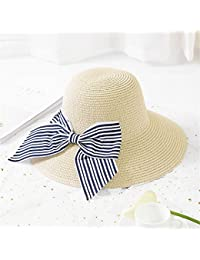 Fashion cap Sombrero de Paja Salida de Verano Femenina Sombrero de Pescador  al Aire Libre sombrilla 923f0b73475