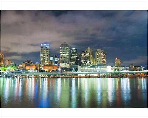 photographic-print-of-brisbane-skyline-at-night-taken-from-south-bank-queensland-australia