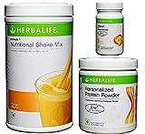 Herbalife Gewicht Verlust Ernährung Programm, Spurenelemente Shake Eiweiß Protein Pulver Mix, natürlichem Bio Mahlzeit Ersatz Shakes für Damen und Herren
