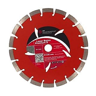 Diamond Cutting Disc Diameter 300mm 25.4mm Hole Laser Concrete Premium 12mm Height Diamond Cutting Disc for Concrete