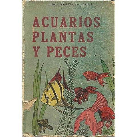 ACUARIOS PLANTAS Y PECES