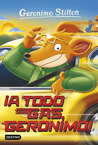 ¡A todo gas, Geronimo!: Geronimo Stilton 59