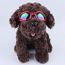 COOL gafas de mascota perro cachorro Protección UV Gafas de sol Gafas 4Color