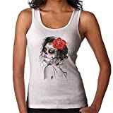 Photo de Dia De Los Muertos Day of The Dead Women's Vest par Cloud City 7
