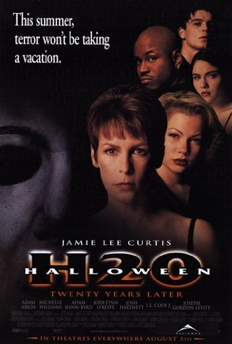 Halloween: H2O Movie Poster (27,94 x 43,18 cm)