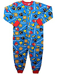 Angry Birds-tout en un pyjama en coton