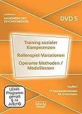 Training sozialer Kompetenzen · Rollenspiel-Variationen · Operante Methoden / Modelllernen,...