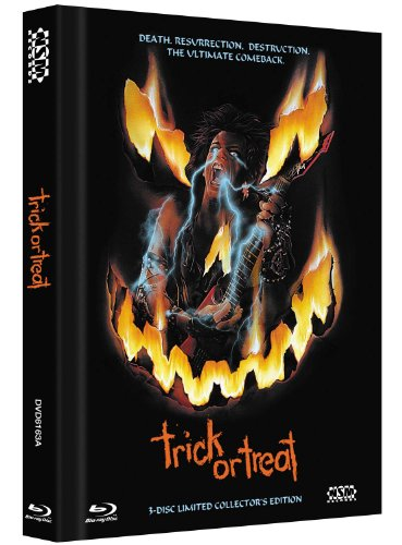 Trick or Treat - Ragman (Blu-Ray + DVD + CD) uncut streng limitiertes Mediabook Cover A [Limited Collector's Edition] [Limited Edition] [Edizione: Germania]