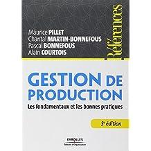 Gestion de production : Les fondamentaux et les bonnes pratiques.