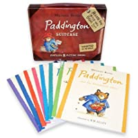 """""""Author:Michael Bond""""-is the title for""""Paddington Suitcase""""-2007"""