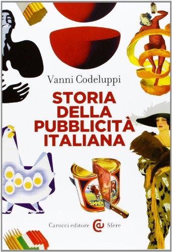 Storia della pubblicit italiana