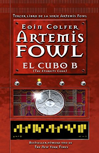 El Cubo B = The Eternity Code (Artemis Fowl)