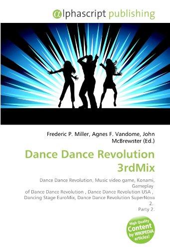 Dance Dance Revolution 3rdmix por Frederic P Miller