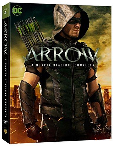 arrow - stagione 04 (5 dvd) box set