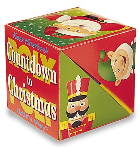 Countdown To Christmas (Roly Poly Box Books) por Kees Moerbeek