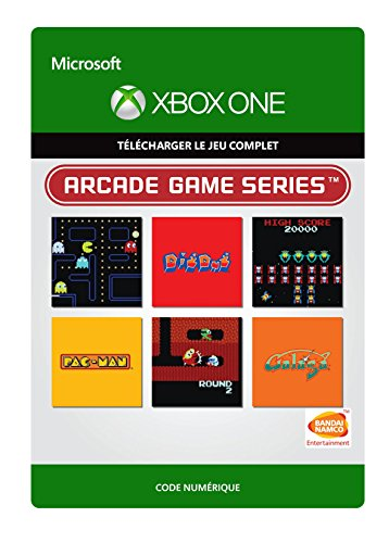 Arcade Game Series 3-in-1 Pack [Xbox One - Code jeu à télécharger]