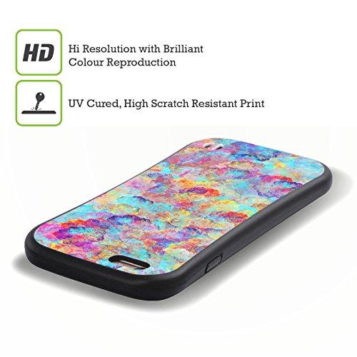 Ufficiale Andi GreyScale Verione 2 Luci Vivido Case Ibrida per Apple iPhone 6 Plus / 6s Plus Zucchero Filato